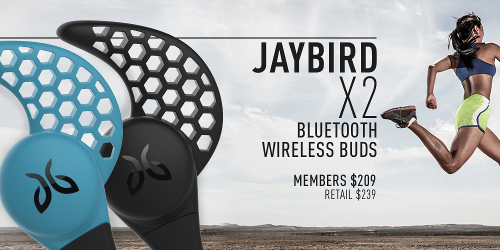 Jaybird Bluetooth Wireless Buds
