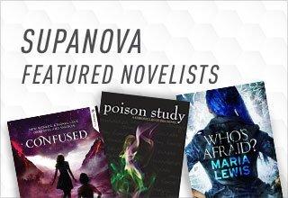 Supernova Featured Authors