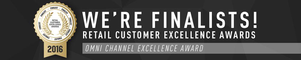 Customer Excellence Award Finalist