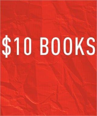 $10 Books