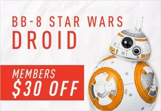 BB-8 Star Wars Droid