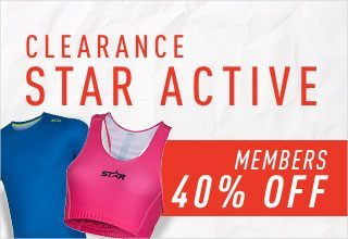 Star Active Clearance
